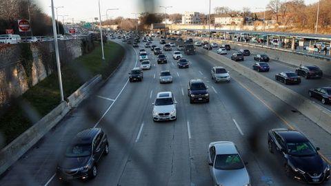 AI giúp cải thiện độ an toàn trên đường cao tốc ở Las Vegas