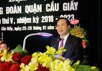 Hà Nội: Bí thư quận Cầu Giấy qua đời