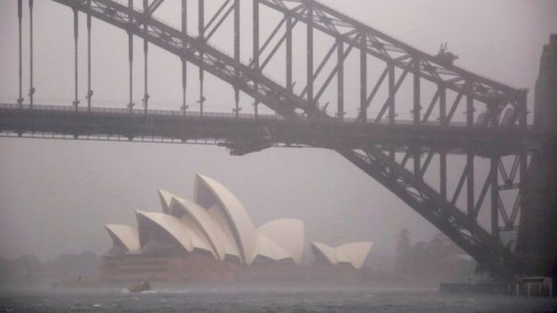 Mưa lụt hoành hành khắp Sydney