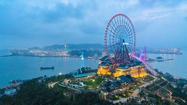 Quảng Ninh sắp cán đích 12 triệu lượt du khách trong năm
