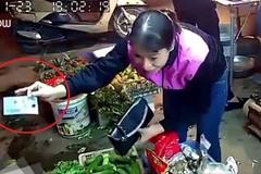 Tráo 500.000 đồng và 20.000 đồng 'ma thuật': Nữ quái bị cô bán rau vạch mặt