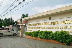 Đề nghị điều tra vi phạm đấu thầu của Sở Y tế Bình Dương