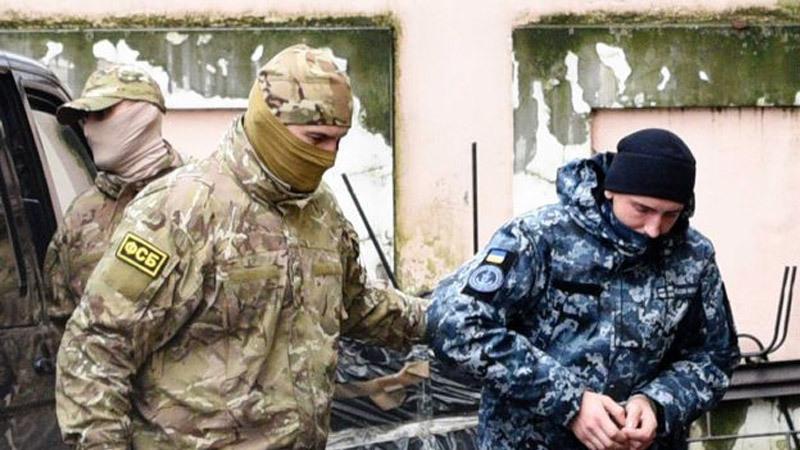 Nga truy tố nhóm thủy thủ Ukraina, Kiev phản ứng dữ dội