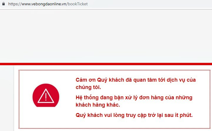 Dân mạng than trời vì mua vé xem Việt Nam vs Philippines