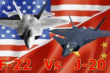Đọ sức mạnh của chiến đấu cơ Trung Quốc và Mỹ