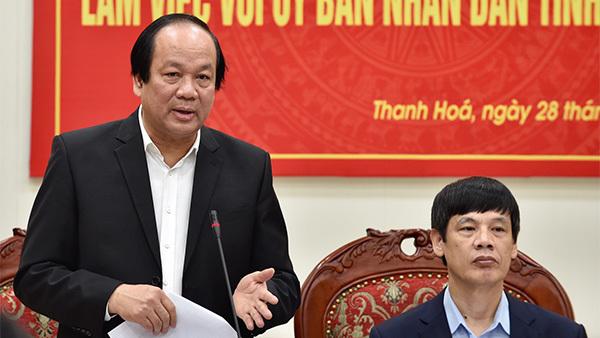 Thủ tướng lưu ý Thanh Hóa khắc phục hiện tượng 'quan lộ thần tốc'
