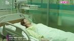 'Gạo nếp gạo tẻ' tập 90: Thúy Ngân lâm bệnh nặng sau khi bỏ nhà lang thang