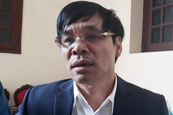 GĐ Sở Nông nghiệp Hà Nội: Cấp sổ đỏ trong rừng Sóc Sơn là sai