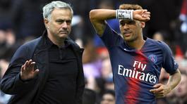 MU mua Neymar, Ibrahimovic trở lại Milan