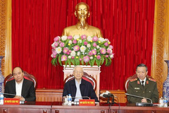 Tổng bí thư, Chủ tịch nước: Danh thơm còn mãi, đừng ham chức tước, tiền tài