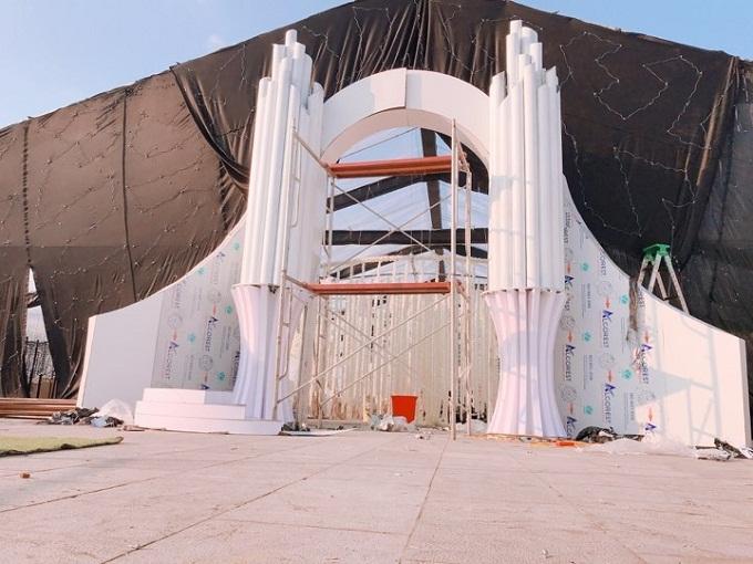 Cặp đôi Thái Nguyên chi 4 tỷ trang trí tiệc cưới 'gây sốt'