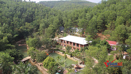 Nhà hàng, bể bơi 'chình ình' trái phép trên đất rừng Hạ Long
