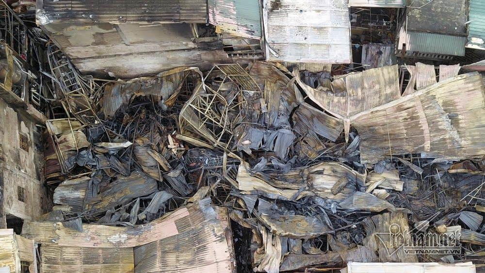 Vụ cháy ở Đê La Thành: Khởi tố ông Hiệp 'khùng'