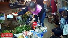 Người phụ nữ lừa đảo tráo tiền chỉ trong tích tắc khiến cư dân mạng xôn xao