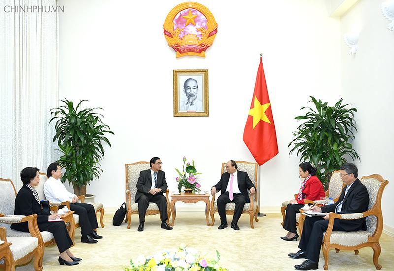 Thủ tướng: Bà con Việt kiều là bộ phận không thể tách rời của dân tộc Việt Nam