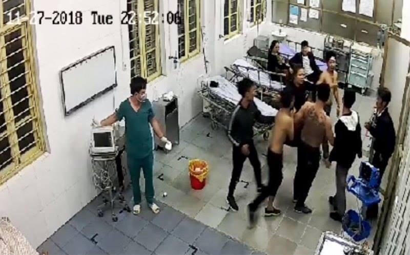 Bệnh nhân,Hà Nam,Côn đồ,hành hung bệnh nhân
