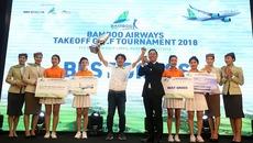 """Lim Sang Cheol vô địch giải golf """"khủng"""" tại Sầm Sơn"""
