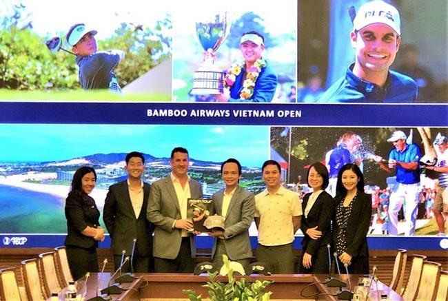 Lim Sang Cheol vô địch giải golf 'khủng' tại Sầm Sơn