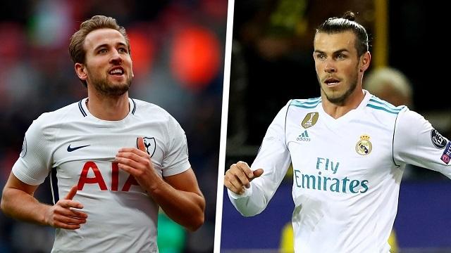 MU,Mourinho,Real Madrid,Tottenham,Harry Kane,Bale