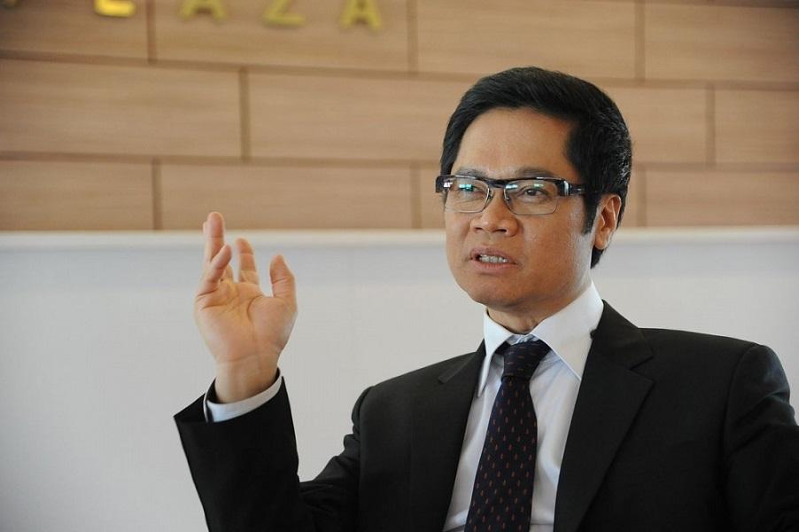 cải cách thể chế,Vũ Tiến Lộc,môi trường kinh doanh,Vì Việt Nam hùng cường