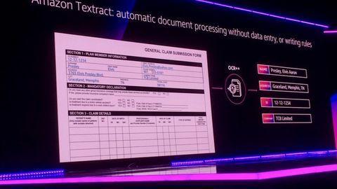 Amazon đưa AI vào công nghệ nhận dạng ký tự quang học
