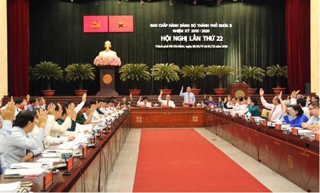 TP.HCM,Nguyễn Thiện Nhân,Thành ủy TP.HCM