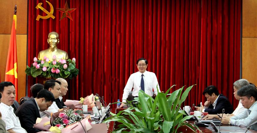 Bộ Nội vụ điều động, bổ nhiệm hàng loạt lãnh đạo