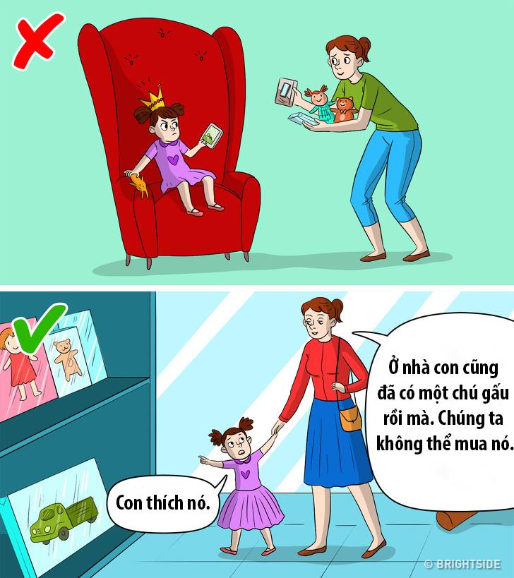Những sai lầm trong cách nuôi dạy con cha mẹ thường mắc phải