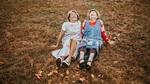 Bộ ảnh kỷ niệm ở Đà Lạt của đôi bạn thân tuổi 70 gây sốt
