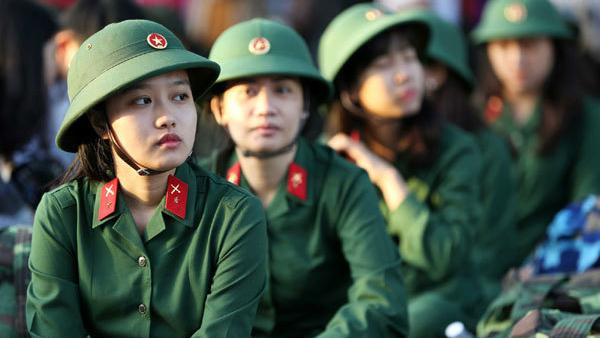 Bộ Quốc phòng: Tránh lợi dụng hình xăm, chữ xăm trốn nhập ngũ