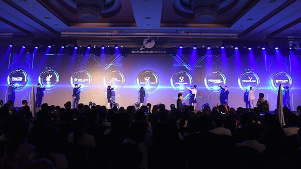 Dấu ấn sự kiện đào tạo sales của Sunshine Group
