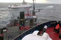 Vì sao khủng hoảng Nga-Ukraina xảy ra trên biển?