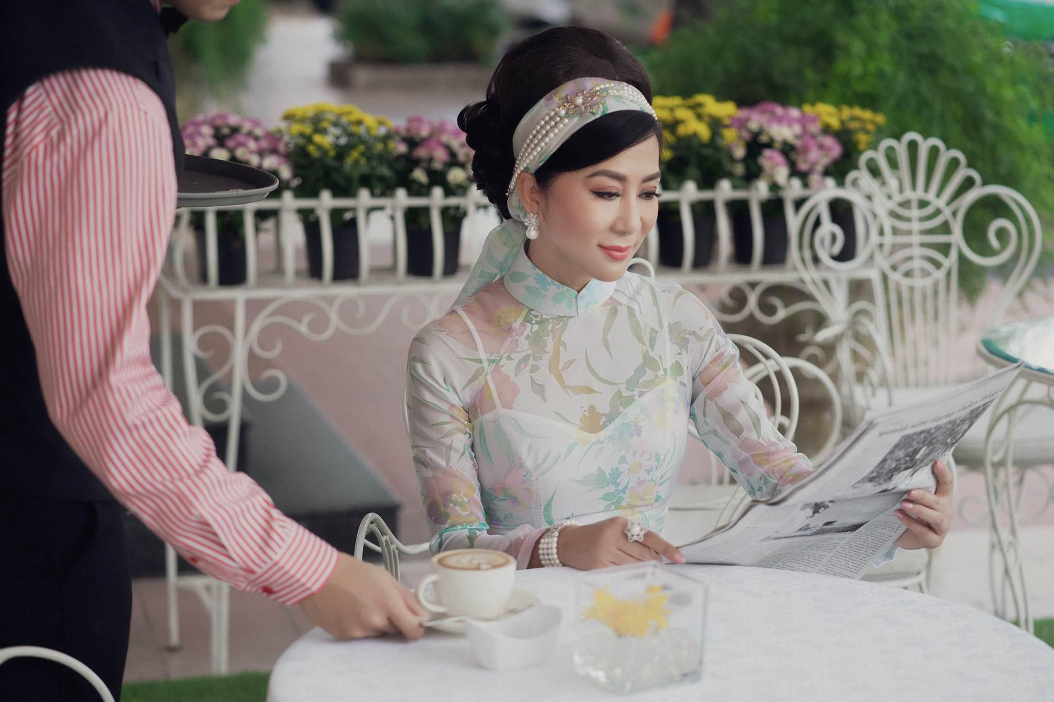 MC Kỳ Duyên tái hiện hình ảnh mẹ Đặng Tuyết Mai