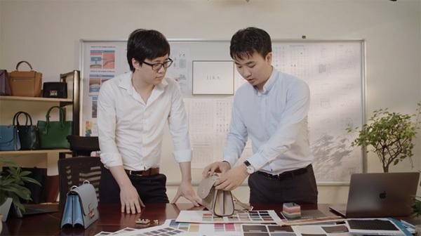 Bỏ việc trăm triệu làm túi Việt chuẩn châu Âu