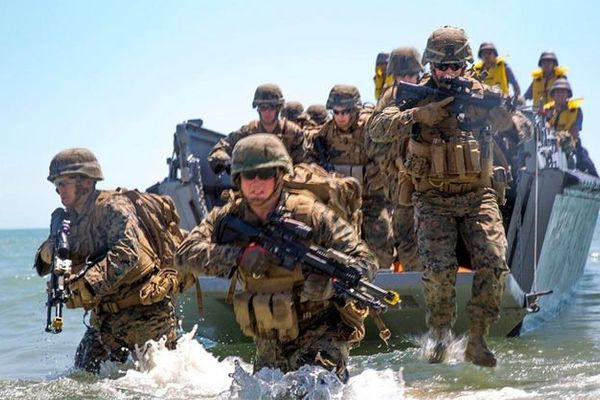 Quân Mỹ 'chốt sẵn' ở những điểm nào gần Biển Đen?