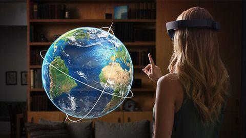 AR được ứng dụng giúp người khiếm thị nhận biết hướng đi