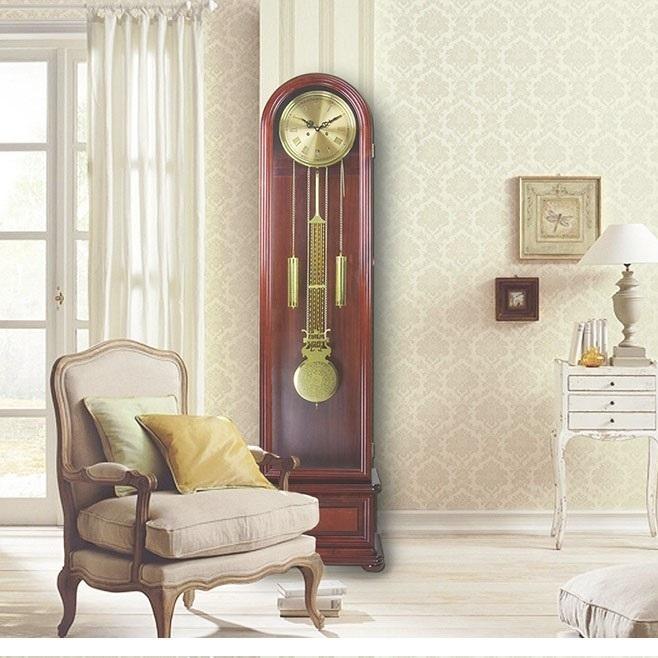Đồng hồ phòng khách - Bộ sưu tập 150 mẫu đồng hồ đẹp cho phòng khách