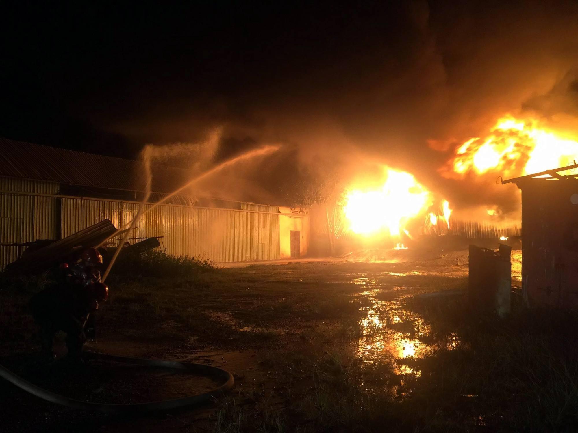 cháy nhà kho,Đà Nẵng,cháy lớn
