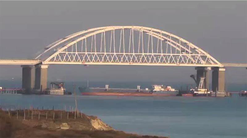 20 năm tranh giành Eo biển Kerch giữa Nga-Ukraina