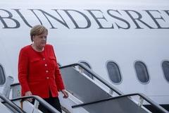 Chuyên cơ của Thủ tướng Đức hạ cánh khẩn cấp