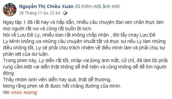 'Chạy trốn thanh xuân' gây tranh cãi vì đời tư ồn ào của nữ chính Lưu Đê Ly
