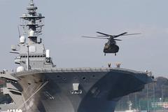 TQ cảnh cáo Nhật mua siêu tiêm kích Mỹ, nâng cấp tàu chiến