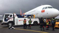 Máy bay Vietjet Air rơi lốp ở sân bay Buôn Ma Thuột hạ cánh thế nào?