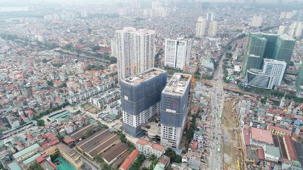 Tầm nhìn không giới hạn ở Green Pearl 378 Minh Khai