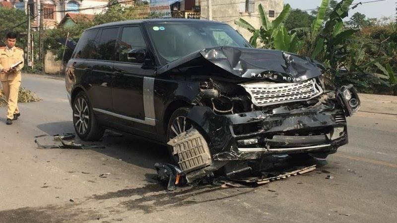 Tài xế Range Rover tông chết nữ hiệu trưởng rồi bỏ chạy