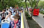 Hà Nội: Du khách được đi xe bus hai tầng miễn phí trong 2 ngày