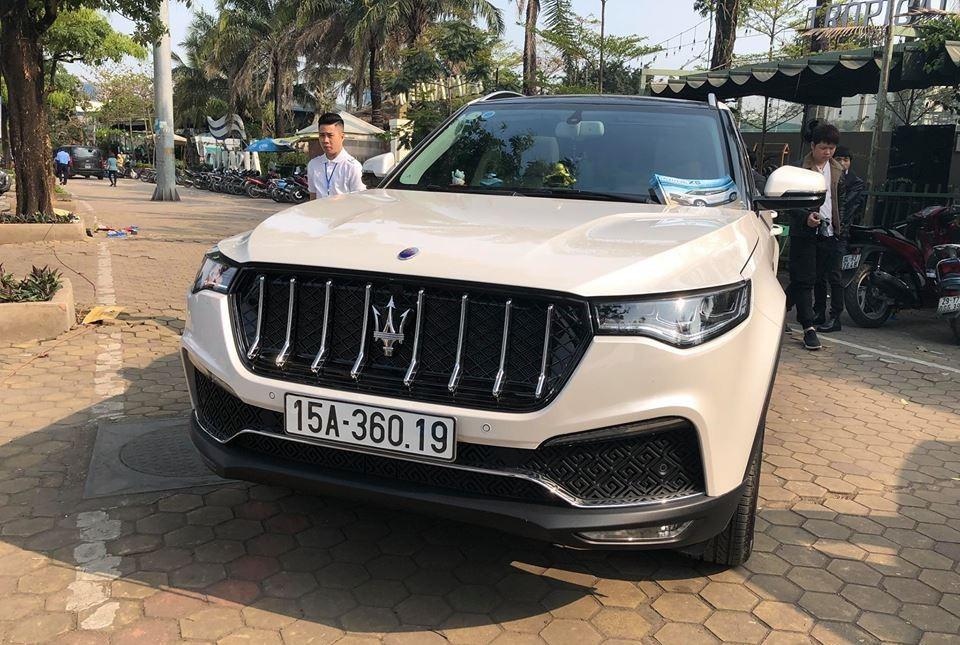 Ô tô Trung Quốc: Thiên đường hàng nhái, BMW, Roll-Royce kiểu Tàu tung hoành