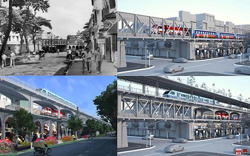 đường sắt đô thị,Đường sắt Cát Linh - Hà Đông,Hà Nội