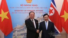 Triều Tiên coi trọng quan hệ truyền thống hữu nghị với Việt Nam