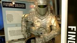 Bộ xương biến lính Mỹ thành 'siêu chiến binh'